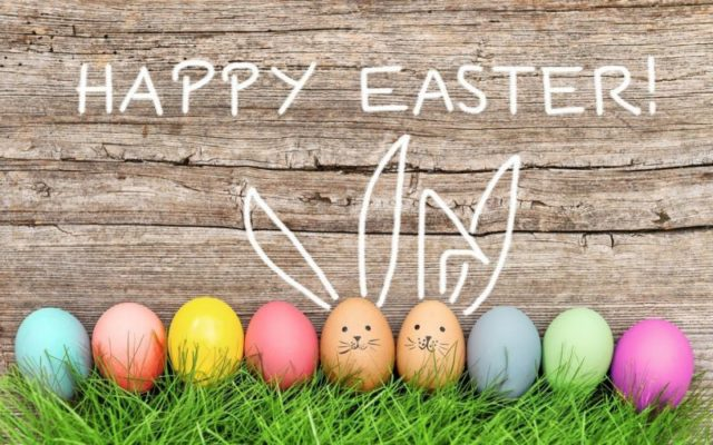 2019 Easter message – Sacrifices necessary for a healthy diet
